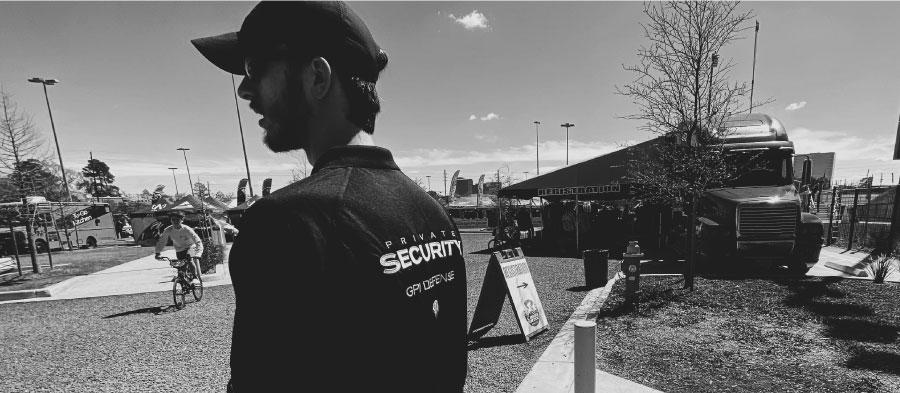 Event Security Caleb