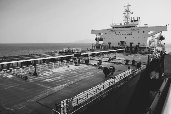 Oil Gas Security Tanker