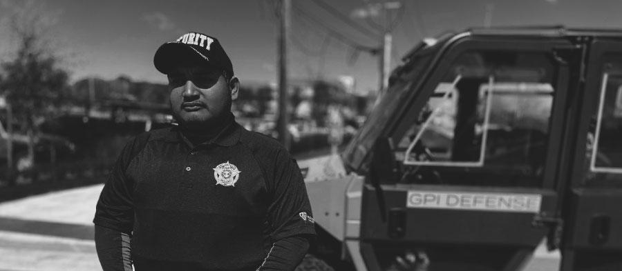 Retail Security Guard